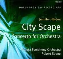 Jennifer Higdon (geb. 1962): Concerto for Orchestra, CD