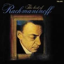Rachmaninoff - Best of, CD