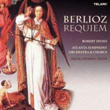 Hector Berlioz (1803-1869): Requiem, CD