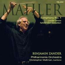 Gustav Mahler (1860-1911): Symphonie Nr.1, 2 CDs