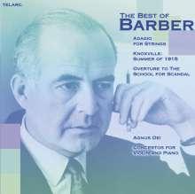 Barber - Best of, CD