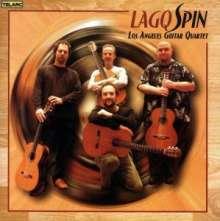 Los Angeles Guitar Quartet - Spin, CD