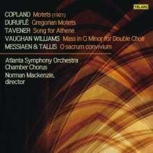 Ralph Vaughan Williams (1872-1958): Messe g-moll, SACD
