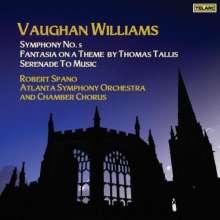 Ralph Vaughan Williams (1872-1958): Symphonie Nr.5, Super Audio CD