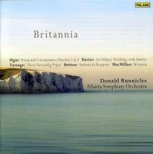 Atlanta Symphony Orchestra - Rule Britannia, CD