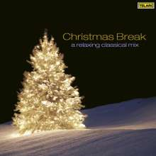 Christmas Break - A Relaxing Classical Mix, CD