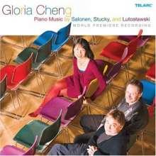 Gloria Cheng,Klavier, CD
