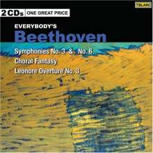 Everybody's Beethoven, 2 CDs