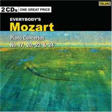 Everybody's Mozart, 2 CDs