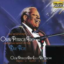 Oscar Peterson (1925-2007): Saturday Night At The Blue Note, CD