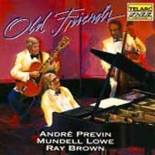 Andre Previn (geb. 1929): Old Friends, CD