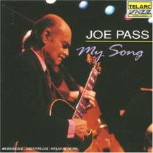 Joe Pass (1929-1994): My Song, CD