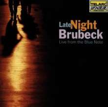 Dave Brubeck (1920-2012): Late Night Brubeck: Live At The Blue Note, CD