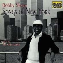 Bobby Short: Songs Of New York, CD