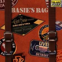 Count Basie (1904-1984): Basie's Bag - Live At Orchestra Hall, Detroit, CD