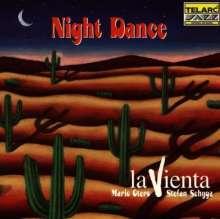 La Vienta: Night Dance, CD