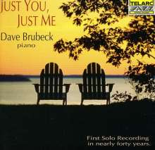 Dave Brubeck (1920-2012): Just You, Just Me, CD