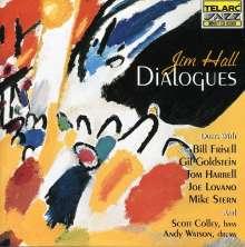 Jim Hall (1930-2013): Dialogues, CD