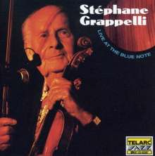 Stéphane Grappelli (1908-1997): Live At The Blue Note, CD