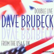 Dave Brubeck (1920-2012): Double Live From The USA & UK, 2 CDs