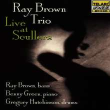 Ray Brown (1926-2002): Live At Scullers, CD