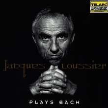 Jacques Loussier (1934-2019): Plays Bach, CD