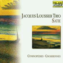 Jacques Loussier (geb. 1934): Satie - Gymnopedies / Gnossiennes, CD
