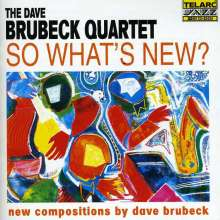 Dave Brubeck (1920-2012): So What's New, CD