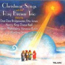 Ray Brown (1926-2002): Christmas Songs, CD
