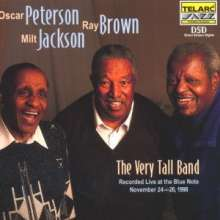 Peterson / Brown / Jackson: Very Tall Band: Live At The Blue Note 24.-26. November 1998, CD