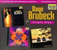 Dave Brubeck (1920-2012): Triple Play, 3 CDs
