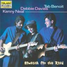 Neal Davies: Homesick For The Road, CD