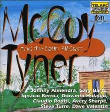 McCoy Tyner (1938-2020): McCoy Tyner & The Latin All-Stars, CD