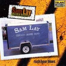 Sam Lay: Rush Hour Blues, CD