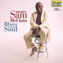 Mighty Sam McClain: Blues For The Soul, CD