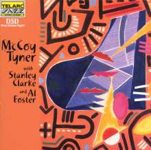 McCoy Tyner (1938-2020): McCoy Tyner With Stanley Clarke And Al Foster, CD