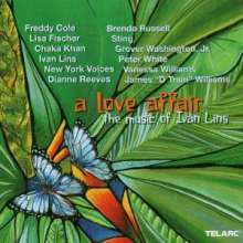 A Love Affair - The Music Of Ivan Lins, CD