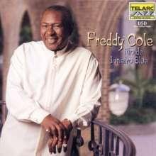 Freddy Cole (geb. 1931): Rio De Janeiro Blue, CD