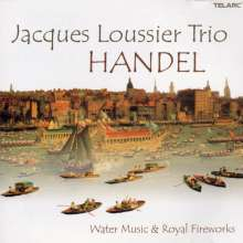 Jacques Loussier (1934-2019): Händel: Water Music & Royal Fireworks, CD