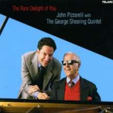 John Pizzarelli (geb. 1960): The Rare Delight Of You, CD