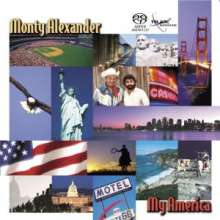 Monty Alexander (geb. 1944): My America, Super Audio CD