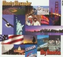 Monty Alexander (geb. 1944): My America, CD