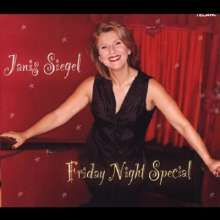 Janis Siegel: Friday Night Special, CD