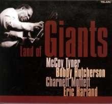 McCoy Tyner (geb. 1938): Land Of Giants, SACD
