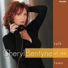 Cheryl Bentyne: Talk Of The Town, CD
