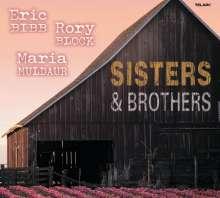 Eric Bibb, Rory Block & Maria Muldaur: Sisters & Brothers, CD