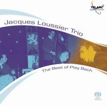 Jacques Loussier (1934-2019): The Best Of Play Bach, Super Audio CD