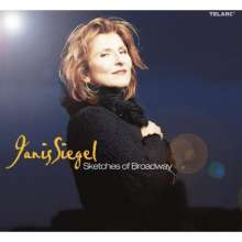 Janis Siegel: Sketches Of Broadway, CD