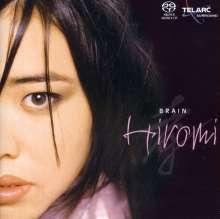 Hiromi (Hiromi Uehara) (geb. 1979): Brain, Super Audio CD