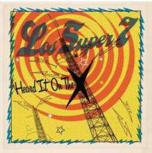 Los Super Seven: Heard It On The X, CD